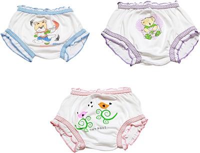 Ooh Lovely 9015. Girl's Hipster Multicolor Panty