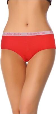 Cailan Kalai Women's Hipster Red Panty