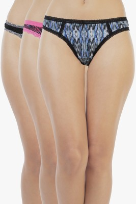 Penny Women's Thong Multicolor Panty