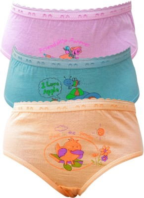 Lure Wear KIDSPBP03 Girls Brief Panty