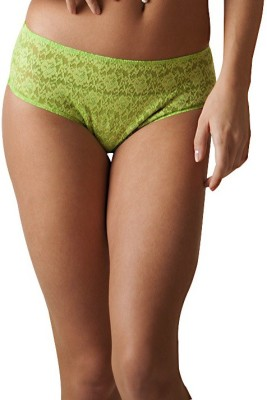 Berry's Intimates Women's Brief Green Panty