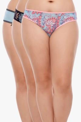 Penny Women's Bikini Multicolor Panty