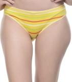 Ploomz Fashion Women's Hipster Yellow Pa...