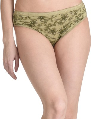 Inner Care Women's Brief Green Panty