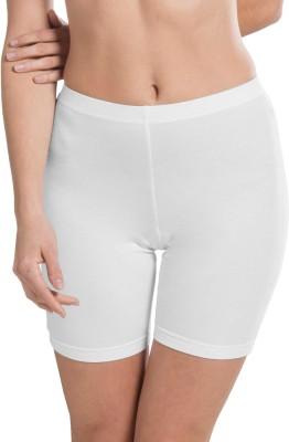 Jockey Women's Boy Short White Panty