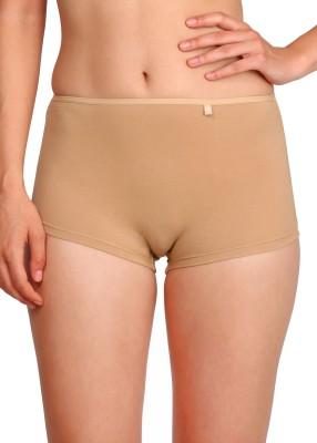 Jockey Women's Boy Short Beige Panty