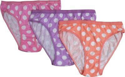 Saffina Women's Brief Multicolor Panty