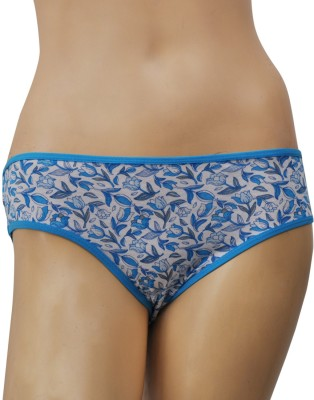 Younky Women's Brief Multicolor Panty