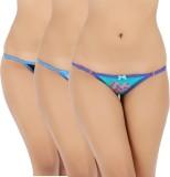 Vaishna Women's Bikini Multicolor Panty ...