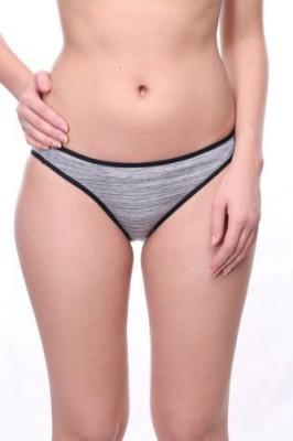 Feminin Women's Brief Grey Panty