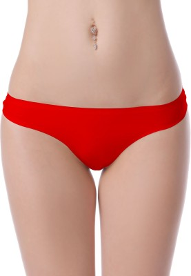 N-Gal Low rise comfort Panties. Women's Brief Red Panty