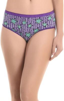 Miss Clyra Women,s Bikini Purple Panty