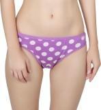 Proleaf Women's Bikini Purple Panty (Pac...
