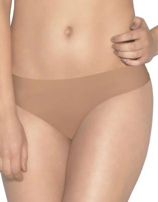 Amante Women's Thong Beige Panty