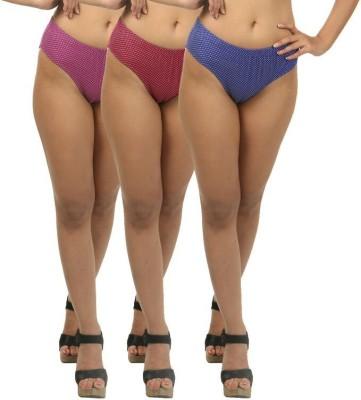 Body Liv Moods Women's Bikini Multicolor Panty