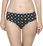 Proleaf Women's Hipster Brown Panty (Pac...