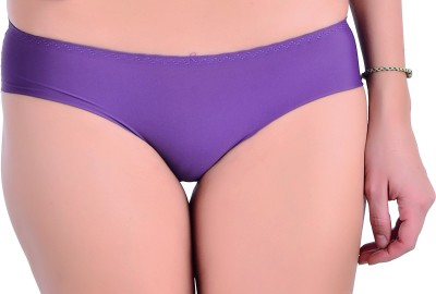 Naughtee Women's Hipster Purple Panty