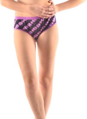 Inner Care 9018 Purple Women's Brief Purple Panty