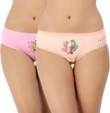 Vaishna Women's Brief Beige, Pink Panty ...