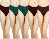 FnMe Women's Hipster Multicolor Panty (P...