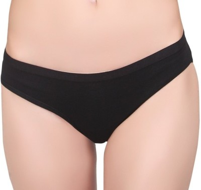 Comet Mamanonmama Women's Hipster Black Panty