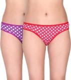 Luste Women's Bikini Multicolor Panty (P...