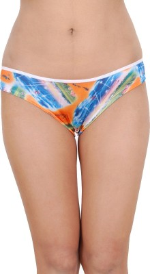 Azeeva Women's Hipster Multicolor Panty