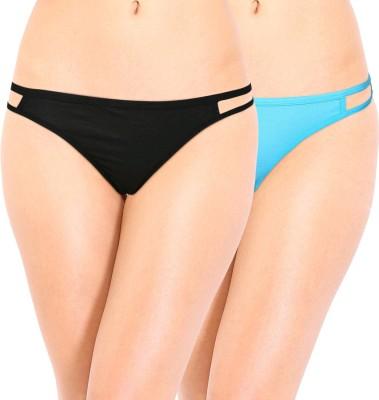 Leading Lady Women's Bikini Multicolor Panty