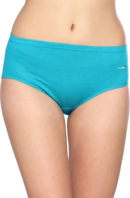 Lovable Hip N Hep Rgl_blue Women's Brief Blue Panty