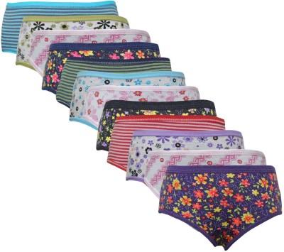 Body Care Girl's Brief Multicolor Panty