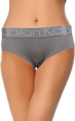 Cailan Kalai Women's Hipster Grey Panty