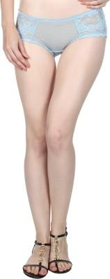 Vloria Women's Bikini Blue Panty