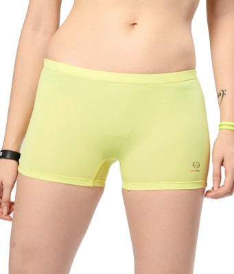 Restless Women's Hipster Yellow Panty