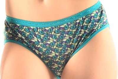Inner Care 6025 Green Women's Brief Green Panty