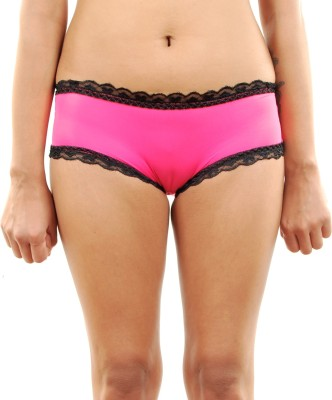Gwyn Women's Bikini Pink Panty