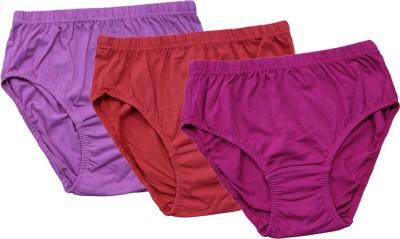 Kothari Women's Brief Multicolor Panty