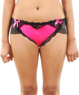 Felicity Design Women's Bikini Pink Panty