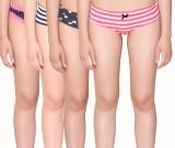 Vivity Women's Hipster Multicolor Panty ...