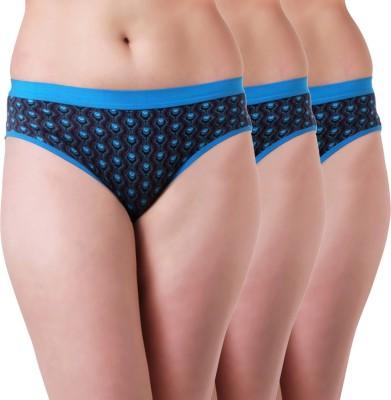 Tweens Women's Brief Blue Panty