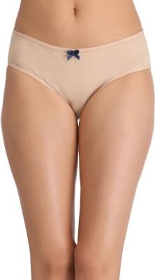 Clovia Womens Bikini Beige Panty(Pack of 1)