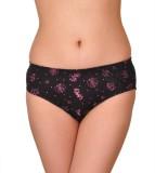 Sellsy Women's Hipster Black Panty (Pack...