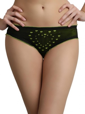 Shyle Women's Bikini Light Green Panty
