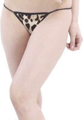 TIMI Women,s G-string Multicolor Panty