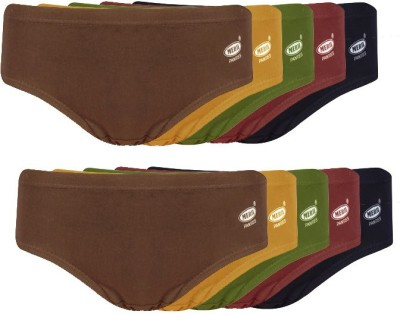 Meril Women's Hipster Brown, Black, Red, Green, Yellow Panty