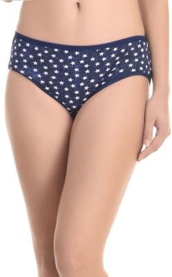 Miss Clyra Women,s Bikini Blue Panty
