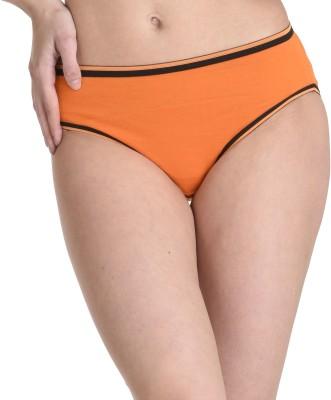 Inner Care Women's Brief Orange Panty