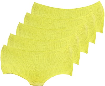 WEAR2TOSS Women's Disposable Light Green Panty