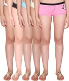 Vivity Women's Brief Multicolor Panty (P...