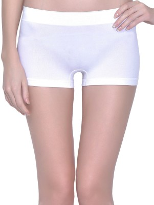 Fabme Women's Brief White Panty