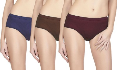 Menit Elita Women's Hipster Multicolor Panty